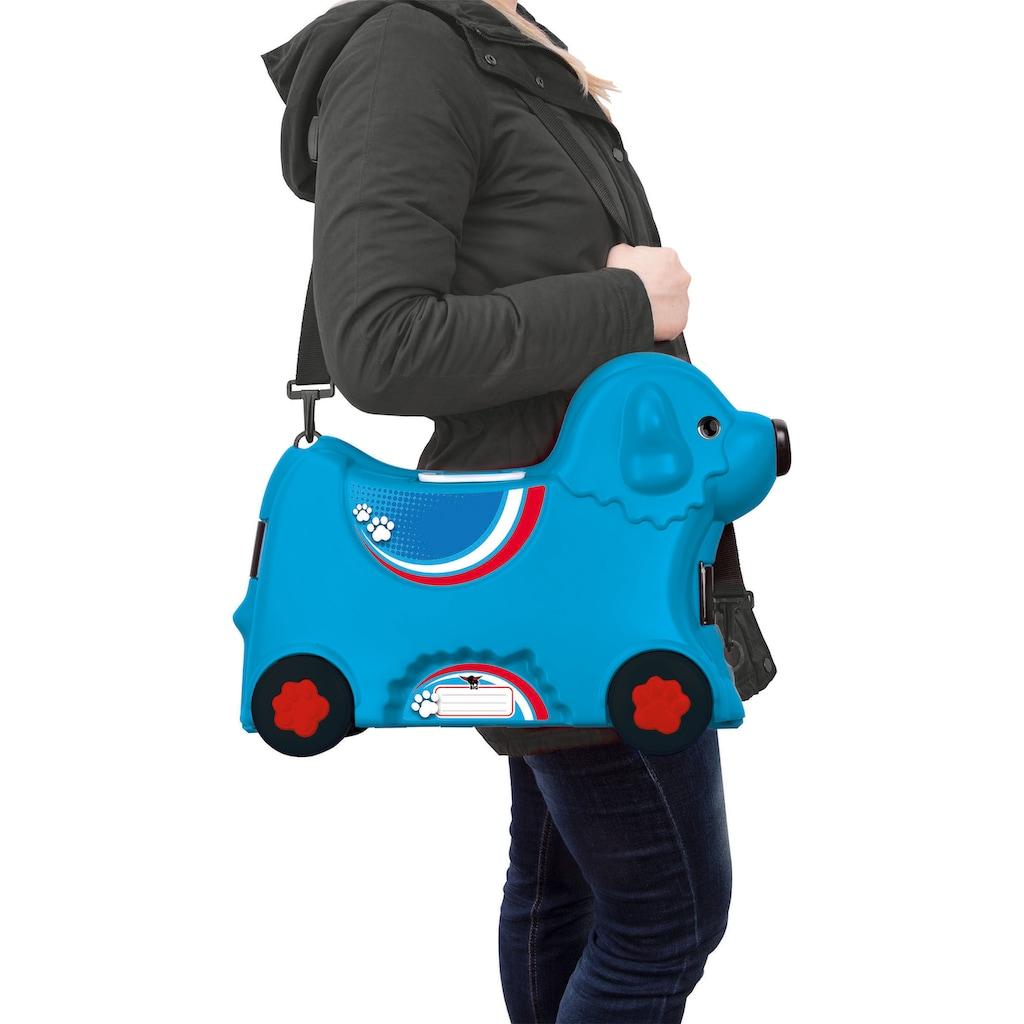 BIG Rutscher »BIG Bobby Trolley blau«, Made in Germany