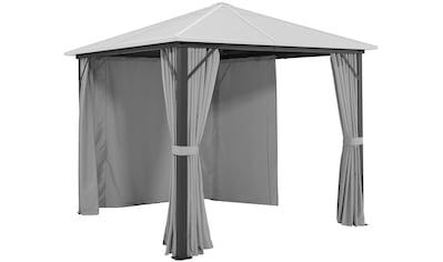 KONIFERA Seitenteile für Pavillon »Barbados«, 300x300 cm, 4 Stück kaufen