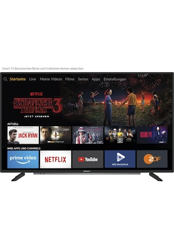 "Grundig LED-Fernseher »32 VLE 6020 - Fire TV Edition TCJ000«, 80 cm/32 "", Full HD, Smart-TV, Fire-TV-Edition kaufen"