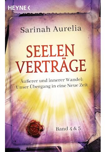 Buch »Seelenverträge Band 4 & 5. Äußerer und innerer Wandel: Unser Übergang in die... kaufen