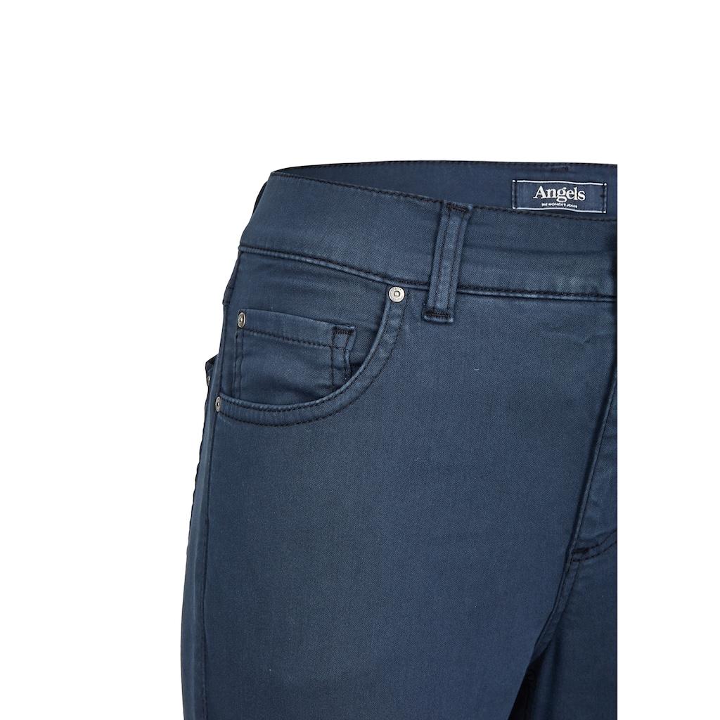 ANGELS Jeans,Skinny' im unifarbenen coloured Denim