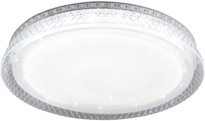 TRIO Leuchten LED Deckenleuchte »Thea«, LED-Modul, Farbwechsler kaufen