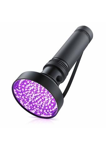 Brandson LED UV Schwarzlicht Taschenlampe Bernsteindetektor »Ultraviolett Leuchte mit... kaufen