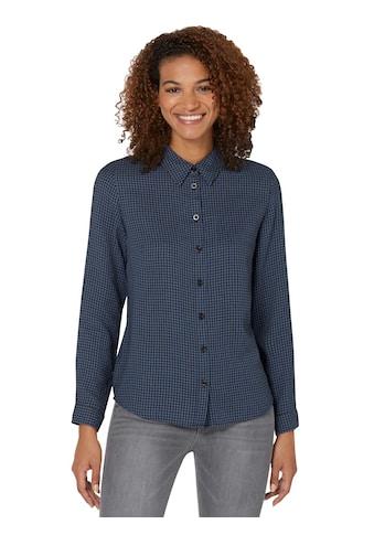 Classic Basics Bluse mit Hahnentritt - Muster kaufen