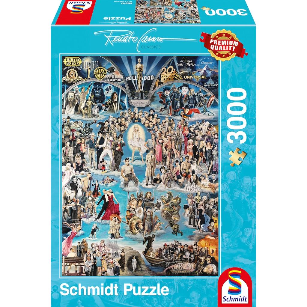 Schmidt Spiele Puzzle »Hollywood XXL«