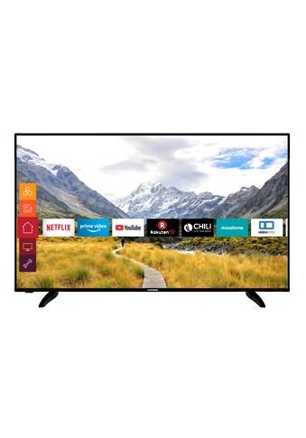 Telefunken D58U551N4CWH LED - Fernseher (146 cm / (58 Zoll), 4K Ultra HD kaufen