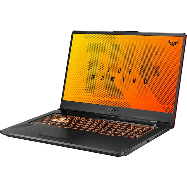 Asus TUF GAMING A17 FA706IH-H7049T Notebook (17,3 Zoll, AMD,Ryzen 5, 512 GB SSD)