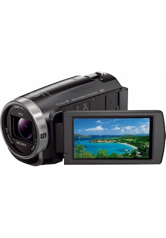 Sony »HDR - CX625B« Camcorder (Full HD, NFC WLAN (Wi - Fi), 30x opt. Zoom) kaufen