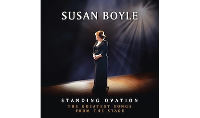 Musik-CD »STANDING OVATION:THE GREATEST SONGS FROM THE STAGE / Boyle,Susan« kaufen