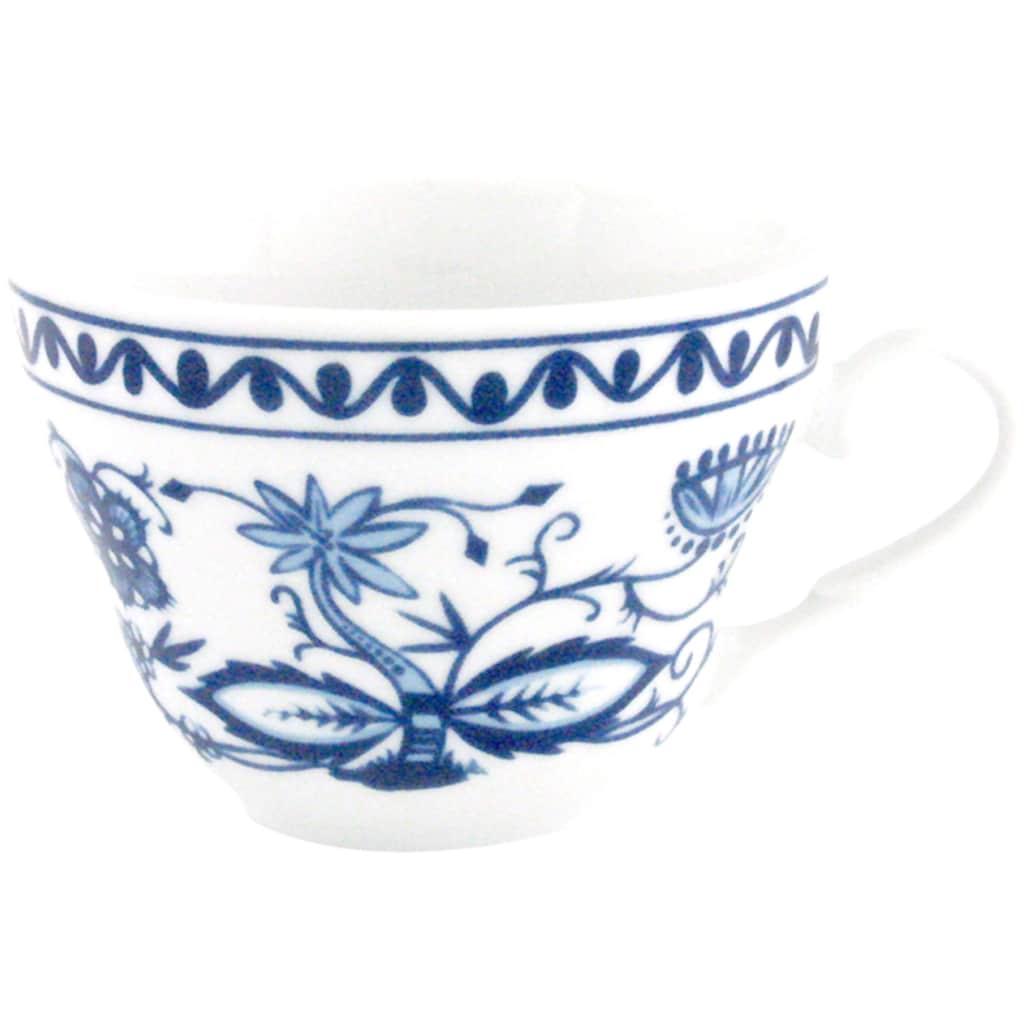Eschenbach Kaffeeservice »Romantika - Zwiebelmuster«, (18 tlg.), Made in Germany