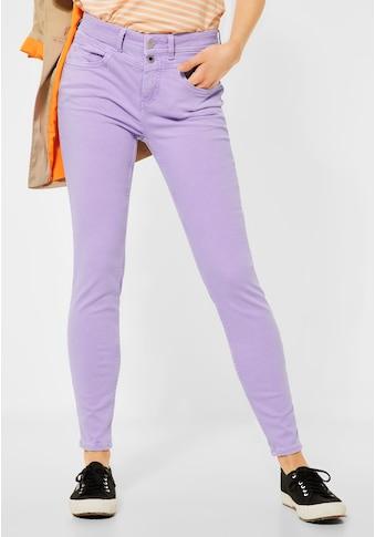 STREET ONE Slim-fit-Jeans, 5-Pockets Style kaufen