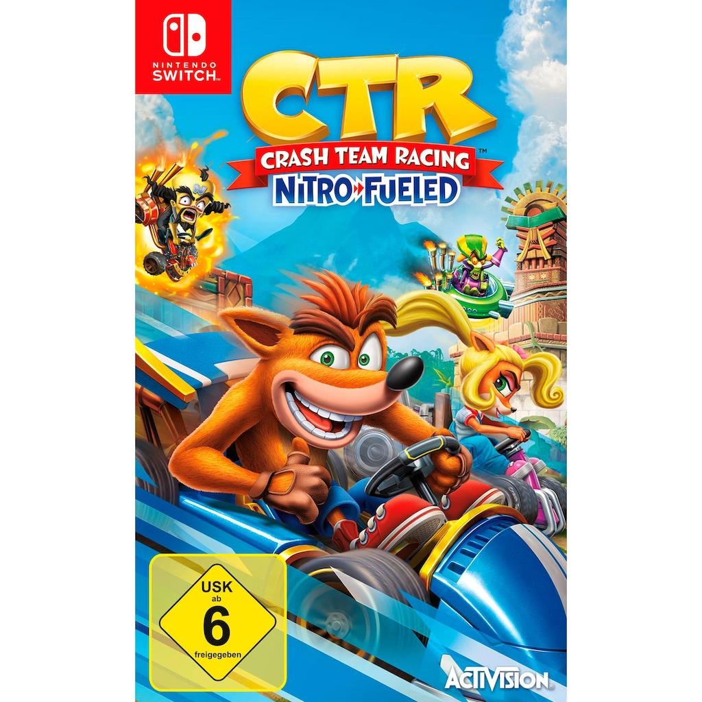 CTR Crash Team Racing Nitro Fueled Nintendo Switch