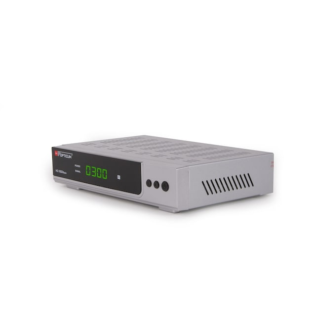 Opticum Red »AX 300 S Full HD« SAT-Receiver