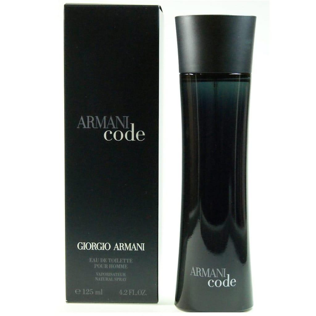 Giorgio Armani Eau de Toilette »Code Homme«