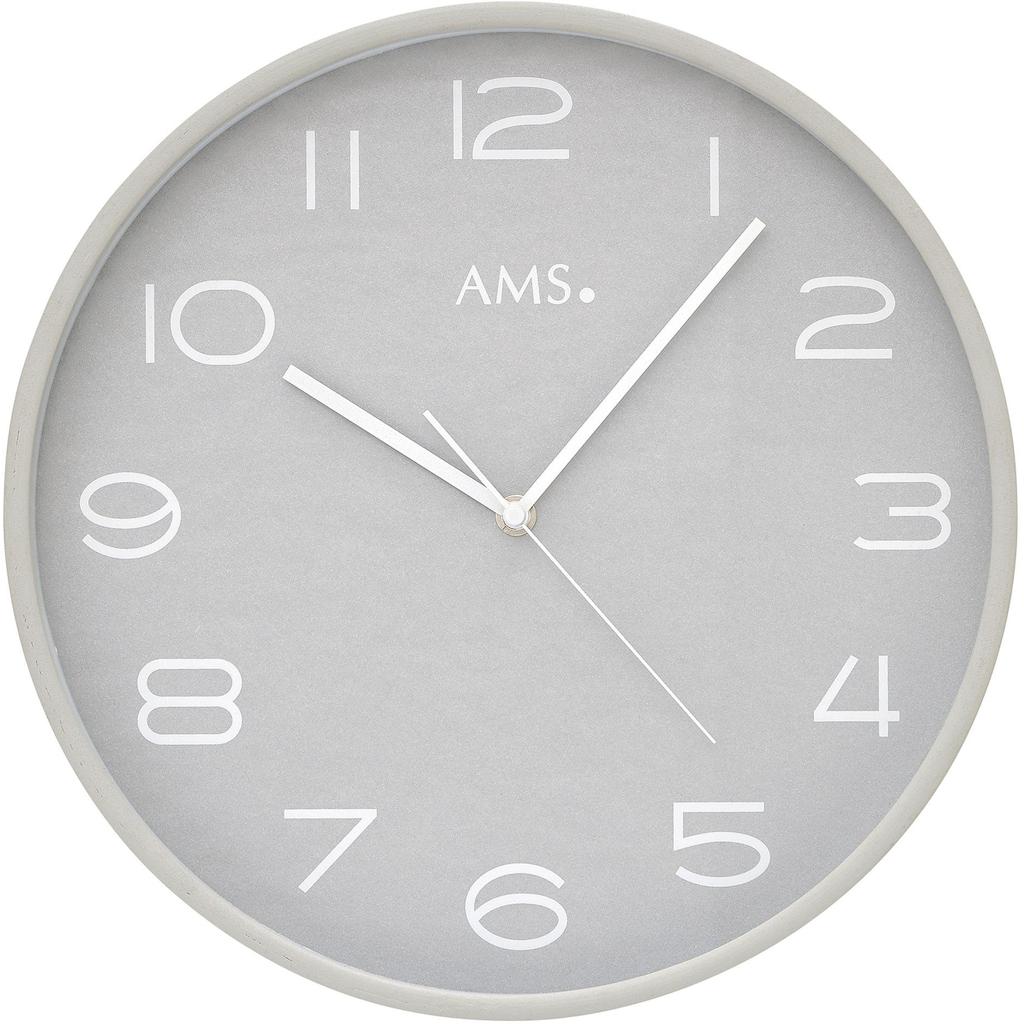 AMS Funkwanduhr »F5521«