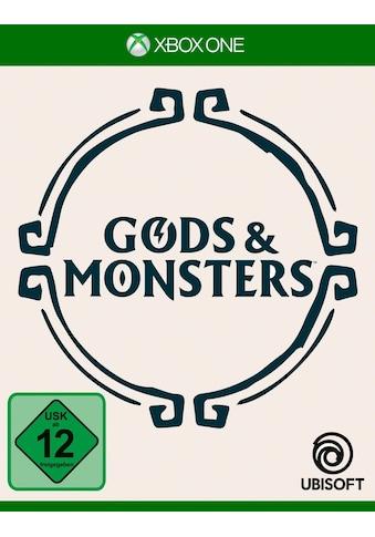 Gods & Monsters Xbox One kaufen