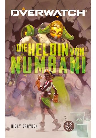 Buch »Overwatch - Die Heldin von Numbani / Kerstin Fricke, Nicky Drayden, Michelle Gyo« kaufen