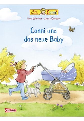 Buch »Conni-Bilderbücher: Conni und das neue Baby (Neuausgabe) / Liane Schneider,... kaufen