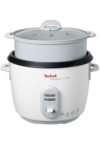 Tefal Reiskocher »RK1011«, 10 Tassen Kapazität (5L); automatische Warmhaltefunktion; Dampfkorb inklusive kaufen