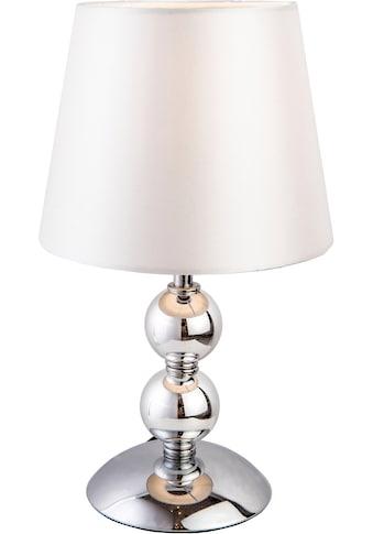 Nino Leuchten Tischleuchte »BEA«, E14, chromfarbene Tischlampe kaufen