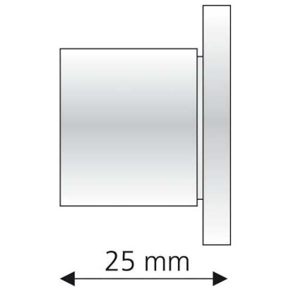Liedeco Wandlager, (1 St.), für Gardinenstangen Ø 16 mm