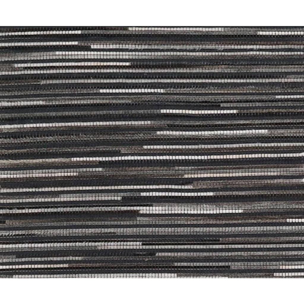 Arte Espina Teppich »Wild 8023«, rechteckig, 8 mm Höhe, mit Leder Anteil, Wohnzimmer
