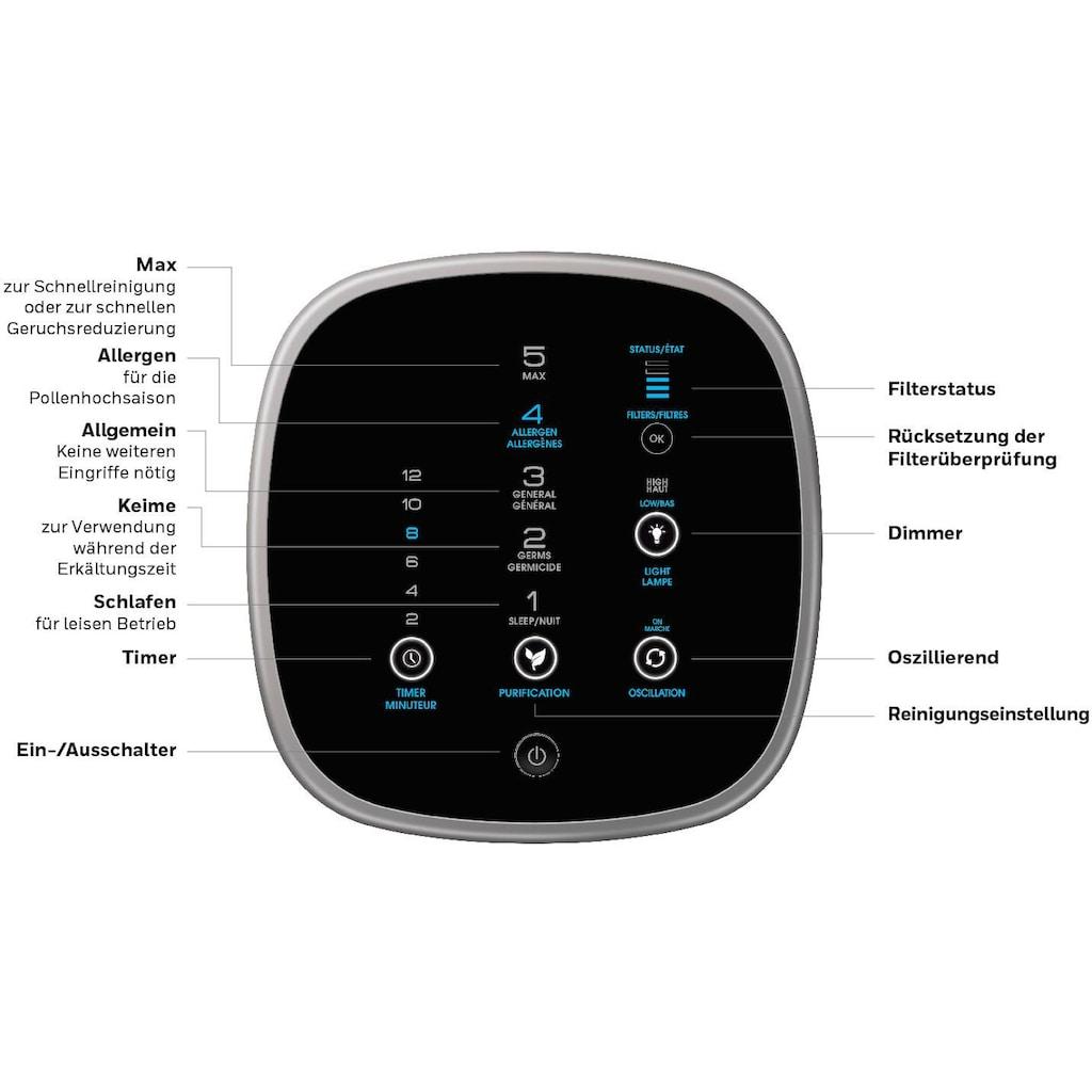 Honeywell Luftreiniger »AirGenius 5 HFD323E2«, Patentierte & waschbare Filter