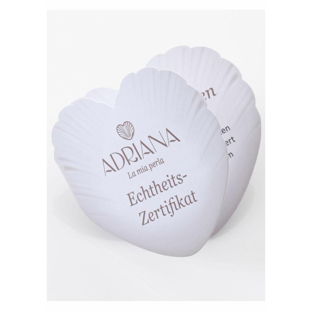 Adriana Halsreif »La mia perla, PR7-59«, mit Süßwasserzuchtperle