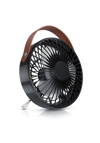 CSL USB Mini Ventilator mit ausklappbaren Standfüßen »Leiser Betrieb / Hoher Luftdurchsatz« kaufen