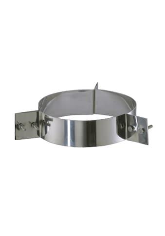 ZICKWOLFF Edelstahl - Schornstein 3 - Punkt - Abspannring, 15 cm Innendurchmesser kaufen