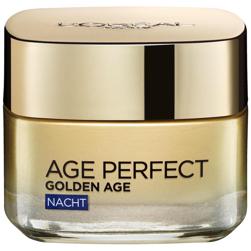 L'ORÉAL PARIS Gesichtspflege-Set »Age Perfect Golden Age Tag und Nacht«, (Set, 2 tlg.), mit Neo-Calcium