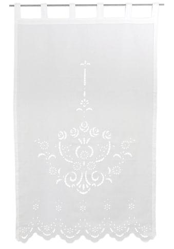 HOSSNER - ART OF HOME DECO Vorhang »Ortler« kaufen