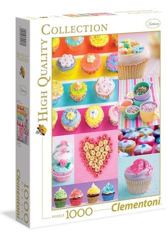 """Clementoni® Puzzle """"Süße Cupcakes"""" kaufen"""