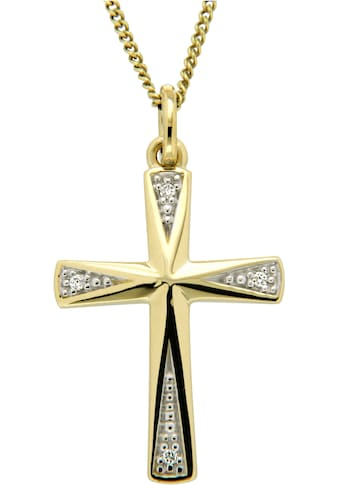 Firetti Kreuzanhänger »Symbol des Glaubens« kaufen
