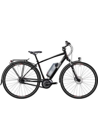 BREEZER Bikes E - Bike »GREENWAY IG+ Di2 2017«, 8 Gang Shimano Nexus 8 - fach Schaltwerk, Nabenschaltung, Mittelmotor 250 W (mit Akku - Ladegerät) kaufen