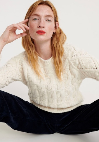 Superdry Strickpullover »SOPHIE ANN CABLE KNIT« kaufen