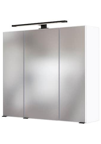 HELD MÖBEL Spiegelschrank »Luena«, Breite: 70 cm, mit LED - Beleuchtung kaufen