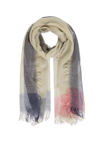 PASSIGATTI Schal mit farbiger Webkante kaufen
