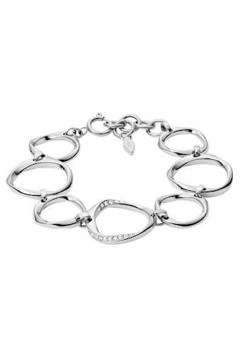 Fossil Armband »JF01145040«, mit Glassteinen kaufen