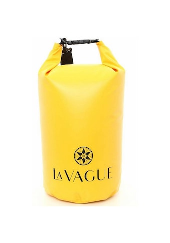 LA VAGUE Drybag »ISAR«, 20 Liter Wasserresistente Tasche in verschiedenen Farben kaufen