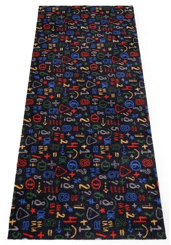 ELLE DECORATION Kinderteppich »Petit«, rechteckig, 7 mm Höhe, waschbarer... kaufen