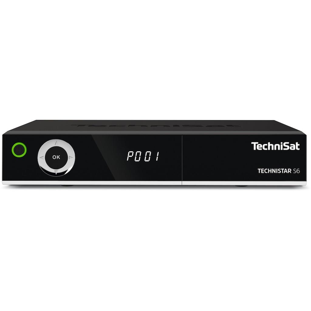TechniSat SAT-Receiver »Technisat S6«