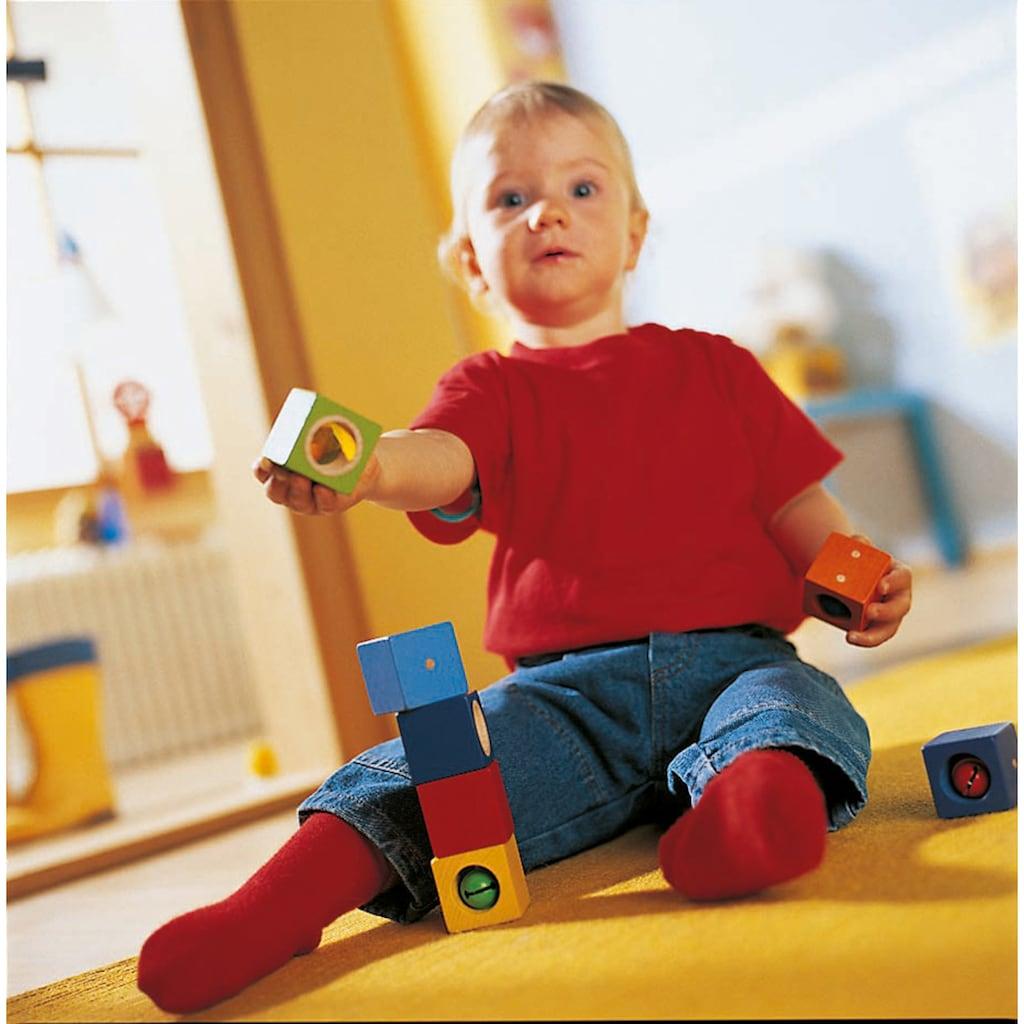 Haba Spielbauklötze »Erkundungssteine«, Made in Germany