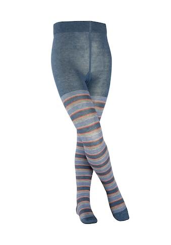 FALKE Feinstrumpfhose »Mixed Stripe«, (1 St.), mit Baumwolle kaufen
