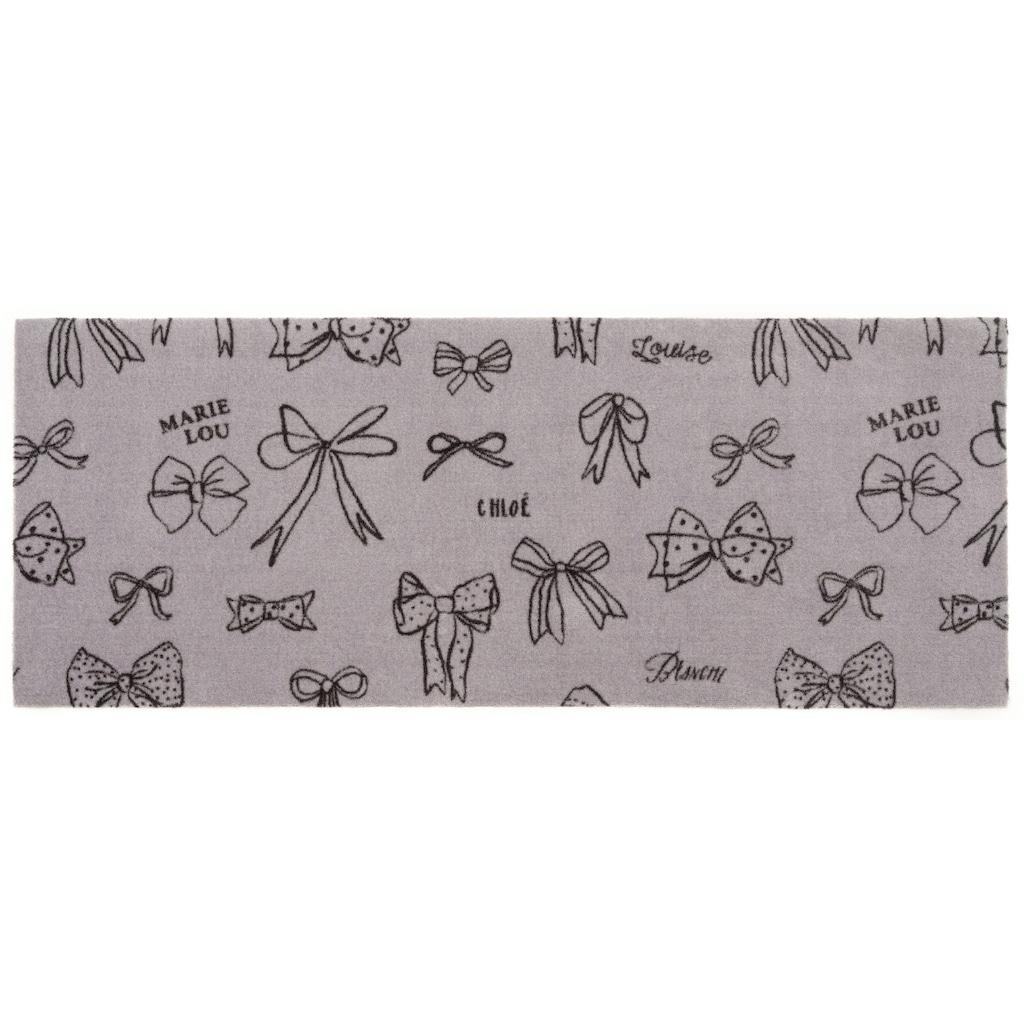 ELLE DECORATION Kinderteppich »Ribbon«, rechteckig, 7 mm Höhe, waschbarer Teppichläufer, rutschhemmend