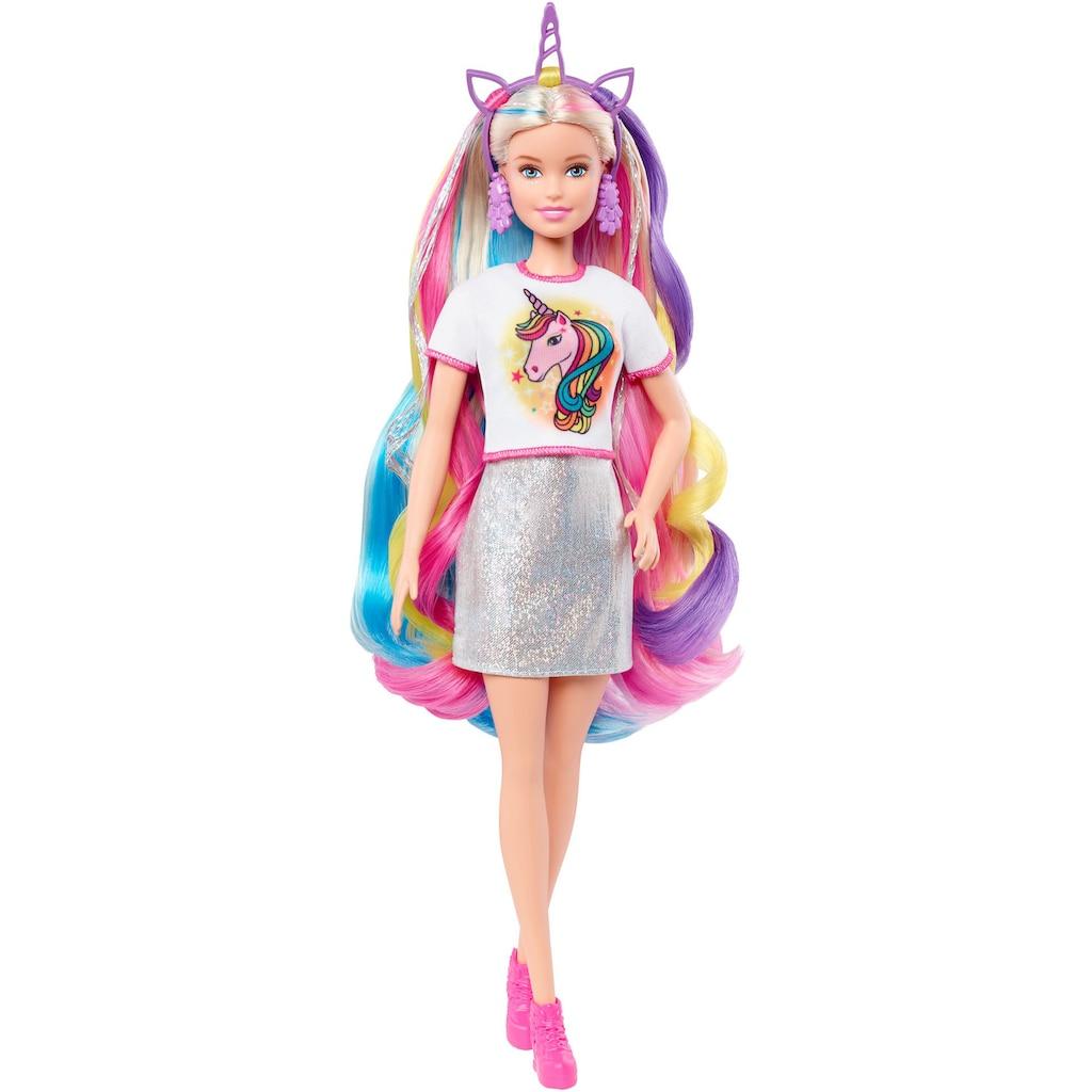 Barbie Anziehpuppe »Fantasie-Haar«