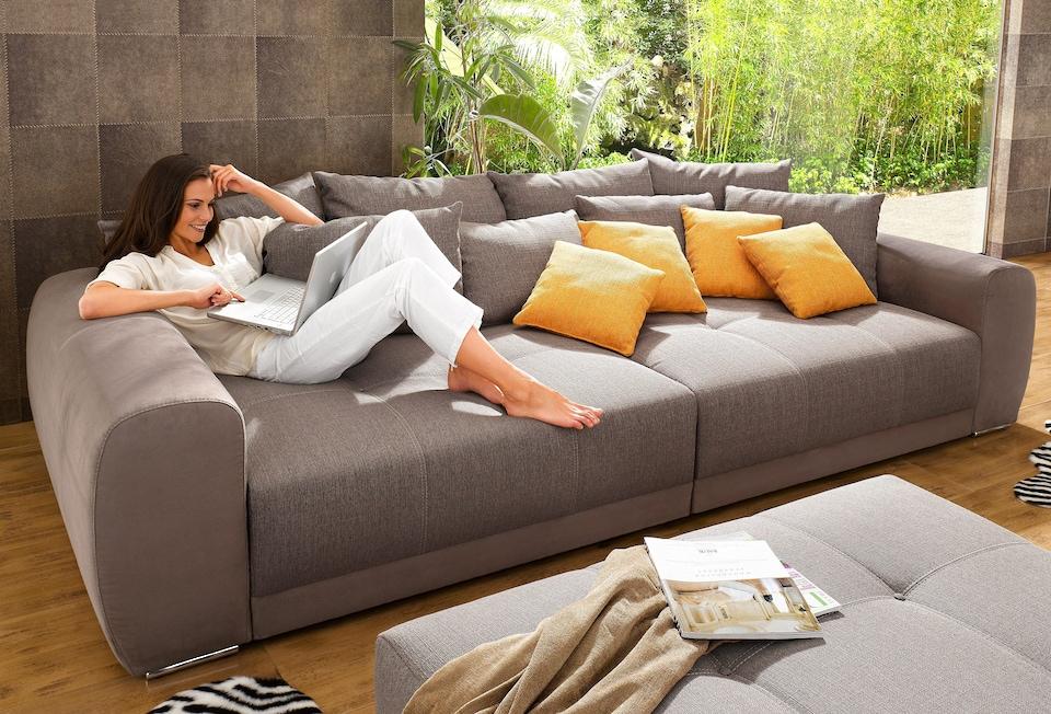 Jockenhöfer Gruppe Big Sofa Bequem Auf Rechnung Kaufen Universalat
