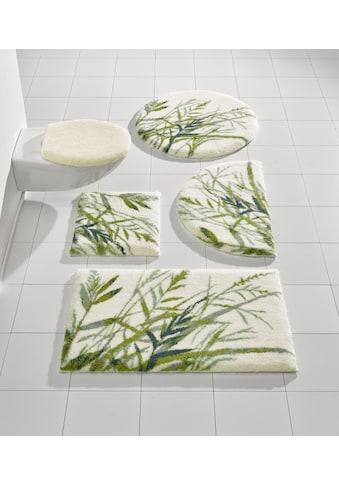 Badgarnitur mit Gräser - Design kaufen