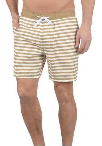 Blend Shorts »Leo«, Badeshorts mit Streifen kaufen