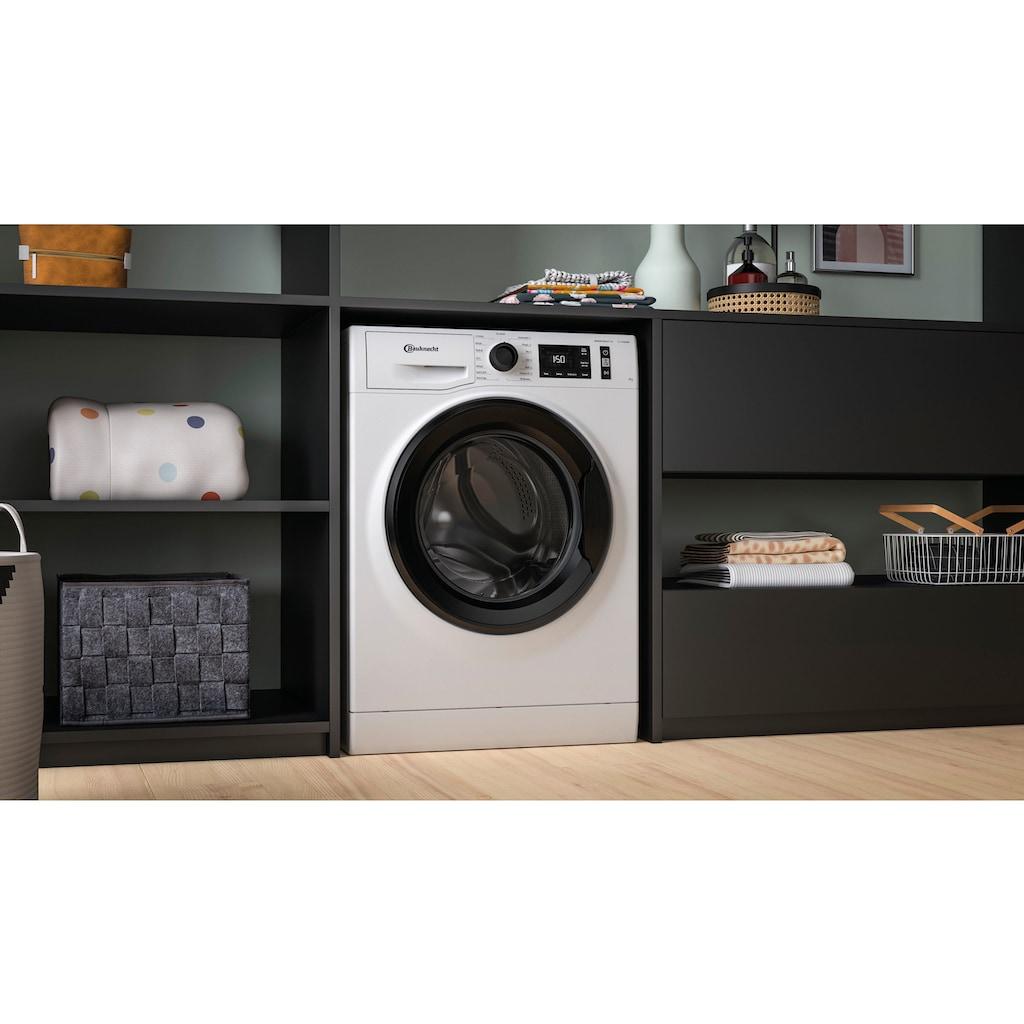 BAUKNECHT Waschmaschine »WM Elite 711 C«, WM Elite 711 C, 7 kg, 1400 U/min